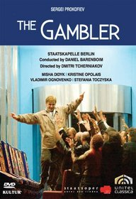The Gambler - Prokofiev / Staatskapelle Berlin