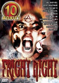 Fright Night (10 Movies on 5 DVDs)