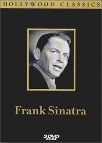 Frank Sinatra - Hollywood Classics 3-Pack (Judy Frank & Dean the Legendary Concert/The Man & His Music,  Suddenly, The Hollywood Years/On Television)