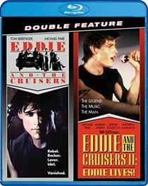 Eddie And The Cruisers / Eddie And The Cruisers II: Eddie Lives! [Blu-ray]