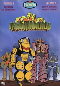 Inhumanoids (Vols. 3 & 4)
