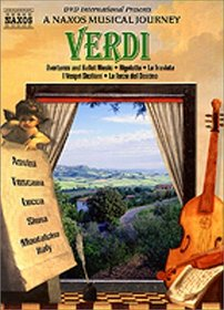 Verdi Overtures and Ballet Music - A Naxos Musical Journey
