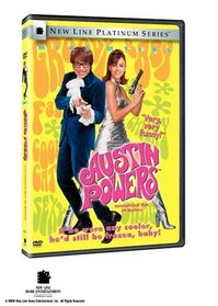 Austin Powers - International Man of Mystery (New Line Platinum Series)