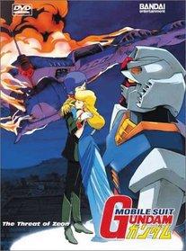 Mobile Suit Gundam, Vol. 3: Threat of Zeon