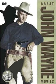 Great John Wayne Movies (The Lawless Frontier / Hell Town / Sagebrush Trail)