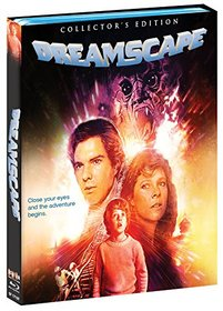 Dreamscape [Collector's Edition] [Blu-ray]