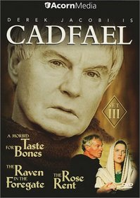 Brother Cadfael, Set 3 (The Rose Rent, A Morbid Taste for Bones, The Raven in the Foregate)