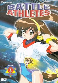 Battle Athletes: On Your Mark (OVA volume 1)