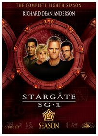 Stargate SG-1 Season 8 (Thinpak)