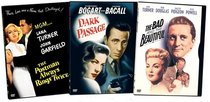 Film Noir (The Postman Always Rings Twice/The Bad and the Beautiful/Dark Passage)