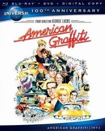 American Graffiti [Blu-ray + DVD + Digital Copy] (Universal's 100th Anniversary)