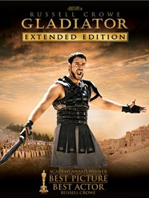 Gladiator - Extended Edition (Three-Disc Extended Edition)
