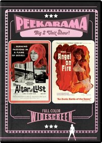 The Altar of Lust + Angel on Fire