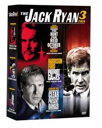 The Jack Ryan 3 Pack Giftset