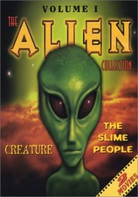 Alien Collection (Creature, Slime People)