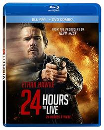 24 Hours To Live [Bluray + DVD] [Blu-ray] (Bilingual) [Blu-ray]