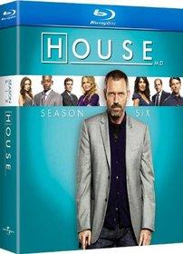 House, M.D.: Season Six [Blu-ray]