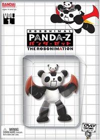 Panda-Z (Vol. 1) + Toy