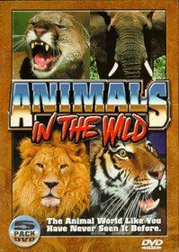 Animals in the Wild 1-5 (5pc)