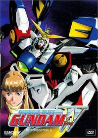 Mobile Suit Gundam Wing - Operation 6