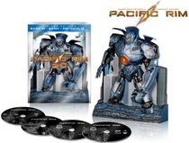 Pacific Rim Collector's Edition (Blu-ray 3D + Blu-ray + DVD +UltraViolet Combo Pack)
