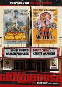 Welcome to the Grindhouse: Dragon Princess/Karate Warriors