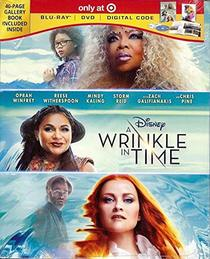 A Wrinkle In Time TARGET EXCLUSIVE [Blu-ray]