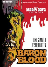 Baron Blood: Kino Classics' Remastered Edition