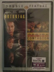 Outbreak/Contagion - Double Feature Dvd