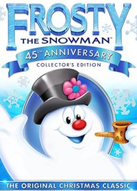 Frosty the Snowman 45th Anniversary Collector's Edition