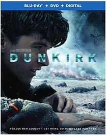 Dunkirk (Blu-ray + DVD + Digital Combo Pack) (BD)
