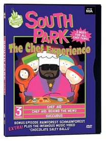South Park - Chef Experience