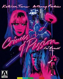 Crimes of Passion (2-Disc Special Edition - Unrated Version + Unrated Director's Cut) [Blu-ray + DVD]