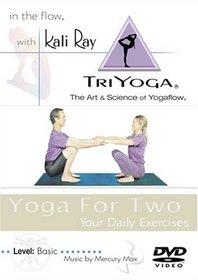 Kali Ray Yoga - Yoga for Two Level - Basic