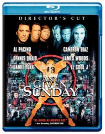Any Given Sunday (Director's Cut) [Blu-ray]