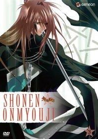 Shonen Onmyouji, Vol. 3