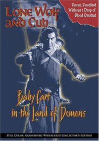 Lone Wolf and Cub-Baby in the Land of Demons