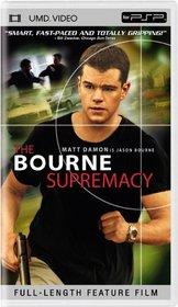 The Bourne Supremacy [UMD for PSP]