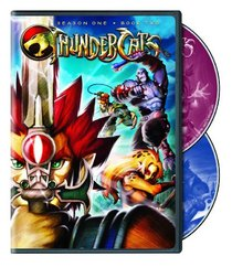 Thundercats: Season 1 - Book 2