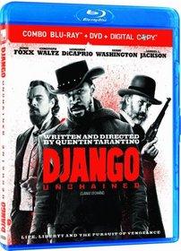 Django Unchained [Blu-ray ] [2012]