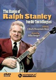 DVD-The Banjo of Ralph Stanley