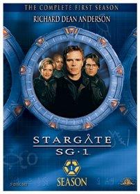 Stargate SG-1 Season 1  (Thinpak)