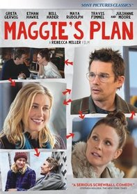 Maggie's Plan (DVD)
