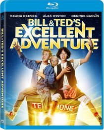 Bill & Ted's Excellent Adventure [Blu-ray]