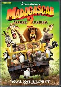 Madagascar - Escape 2 Africa (Widescreen)