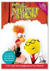 The Best of the Muppet Show - Steve Martin / Carol Burnett / Gilda Radner