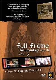 Full Frame Documentary Shorts, Vol. 3