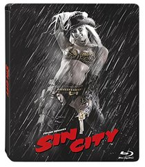 Sin City Limited-Edition Steelbook [Blu-ray]