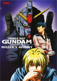 Mobile Suit Gundam -  The 08th MS Team - Miller's Report (Movie)