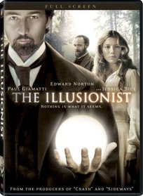 The Illusionist (Full Screen Edition)